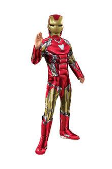 Rubies Iron Man Deluxe AVG4 Costume - 295709