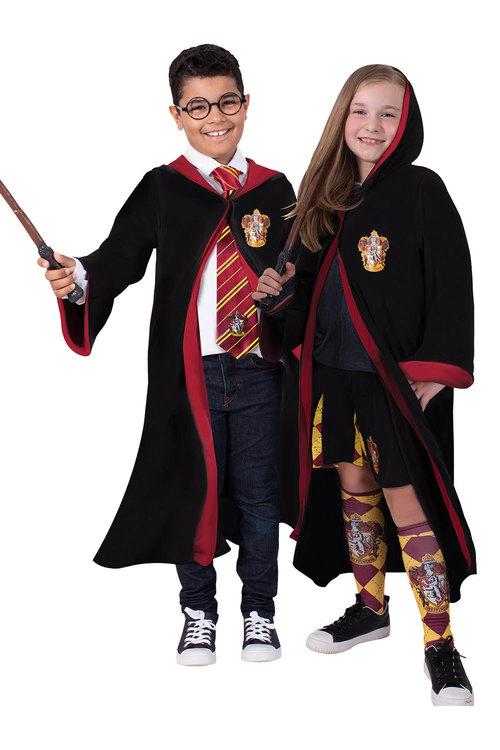 Rubies Gryffindor Child Robe
