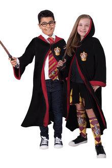 Rubies Gryffindor Child Robe - 295714