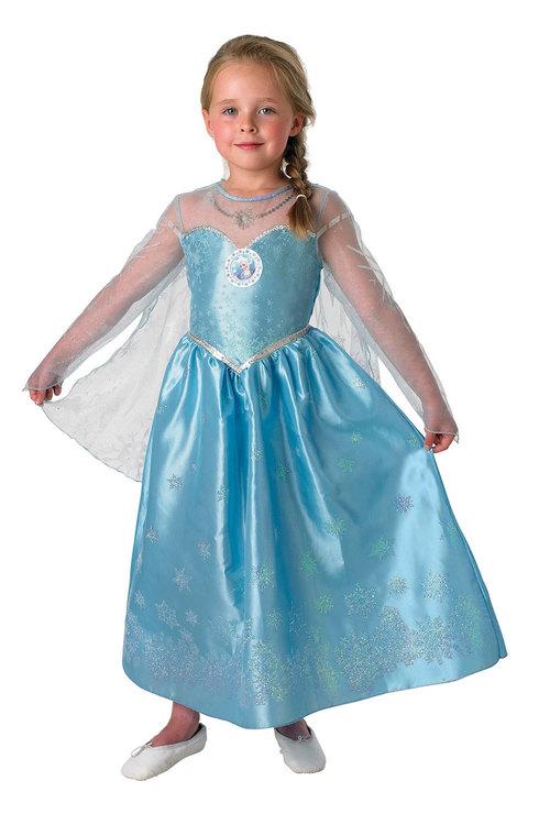 Rubies Elsa Frozen Deluxe Costume