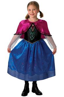 Rubies Anna Deluxe Frozen Costume - 295720