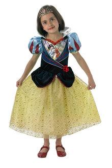 Rubies Snow White Shimmer Costume - 295724
