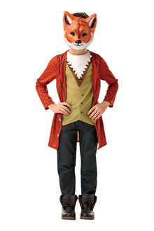Rubies Mr Fox Deluxe Costume - 295732