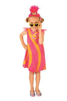 Rubies Poppy Deluxe Trolls 2 Pop Costume - 295740