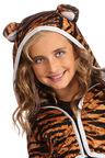 Rubies Tigress Hoodie Costume