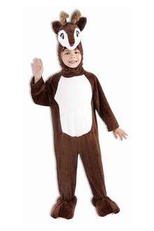 Rubies Reindeer Plush Mascot Costume - 295768