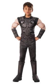 Rubies Thor Deluxe Infinity War Costume - 295780