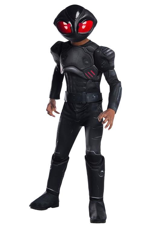 Rubies Black Manta Deluxe Costume