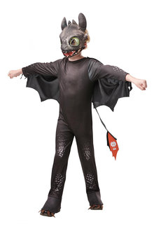 Rubies Toothless Night Fury Deluxe Costume - 295792