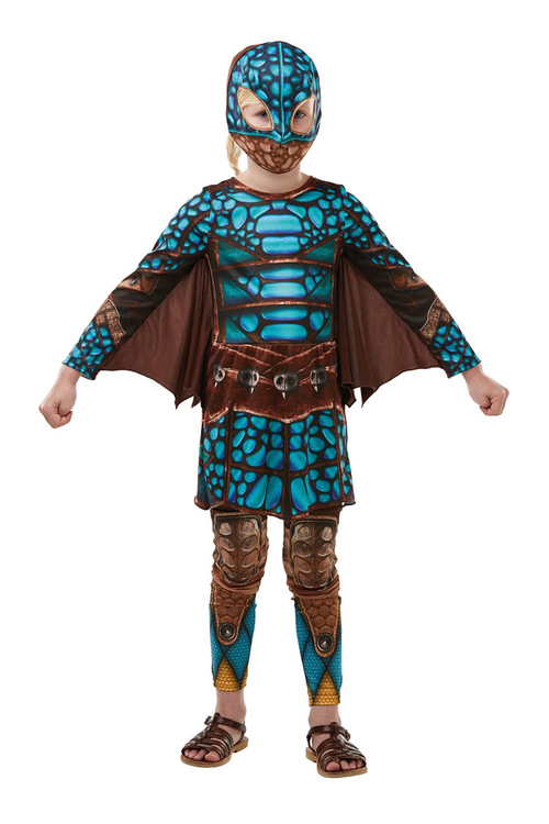 Rubies Astrid Battlesuit Costume