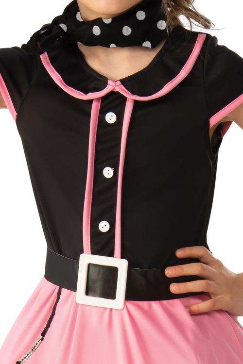 Rubies 50'S Bopper Girl Costume