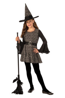 Rubies Patchwork Witch Costume - 295799