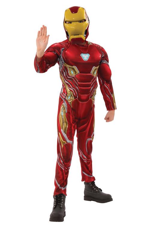 Rubies Iron Man Costume