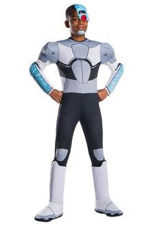 Rubies Cyborg Deluxe Costume - 295806