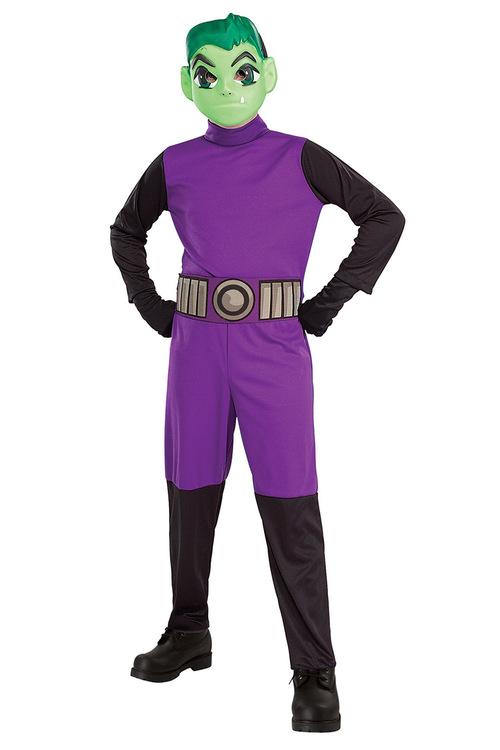 Rubies Beast Boy Classic Costume
