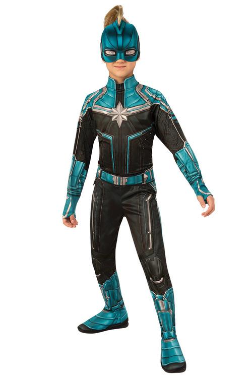 Rubies Captain Marvel Classic Kree Suit