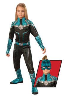 Rubies Captain Marvel Classic Kree Suit - 295811
