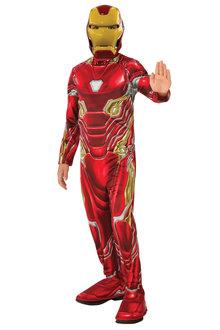 Rubies Iron Man Classic (Mark 50) AVG4 Costume - 295817
