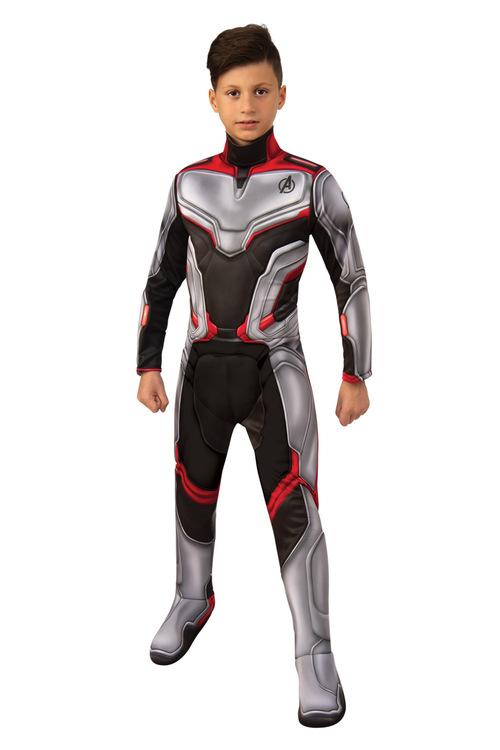 Rubies Avengers 4 Deluxe Unisex Team Suit