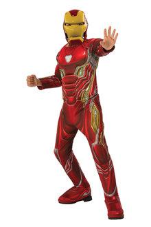 Rubies Iron Man Deluxe AVG4 Costume - 295822