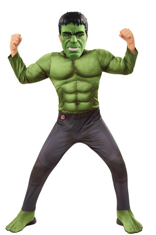 Rubies Hulk Deluxe AVG4 Costume