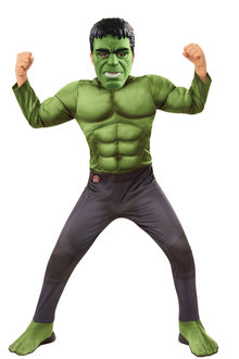 Rubies Hulk Deluxe AVG4 Costume - 295823