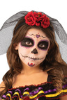 Rubies Day Of The Dead Girls Costume