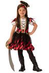 Rubies Pirate Girl Costume