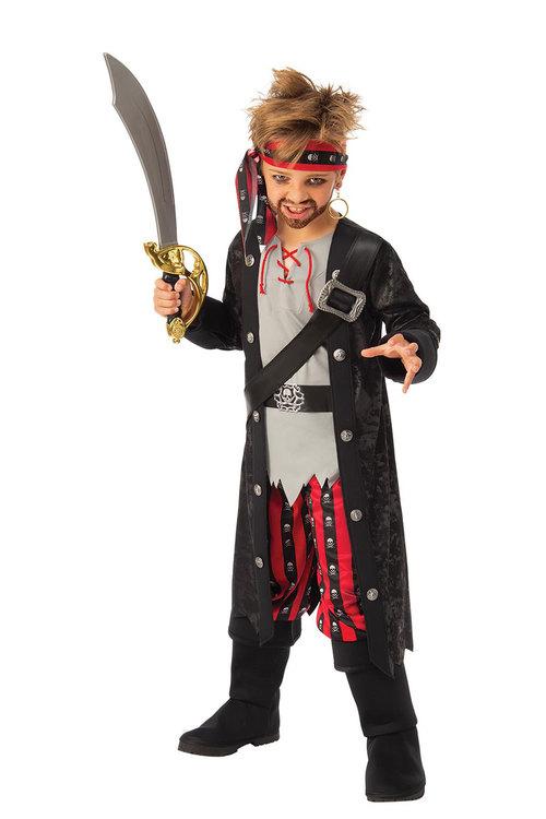 Rubies Swashbuckling Pirate Boy Costume