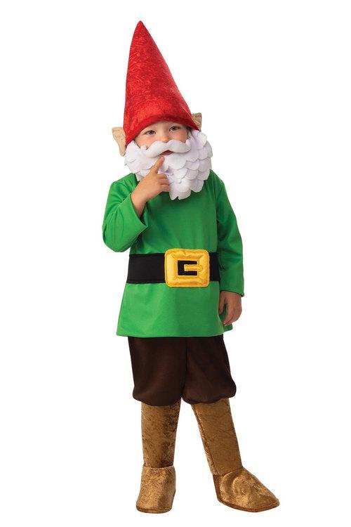Rubies Garden Gnome Boy Costume