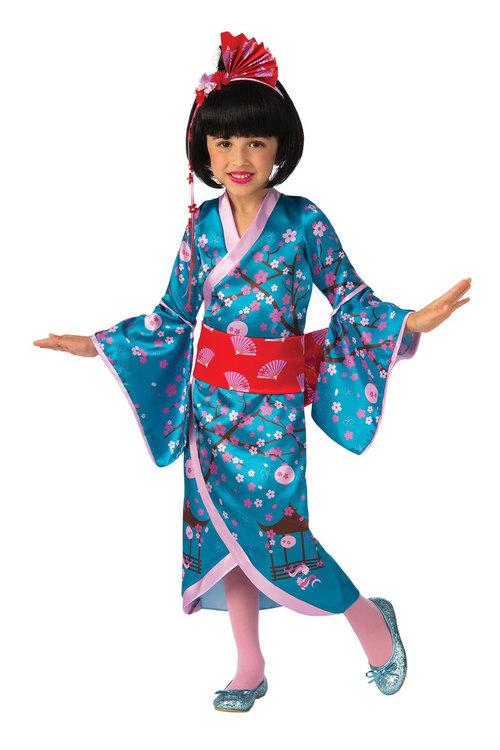 Rubies Cherry Blossom Japanese Princess Costume