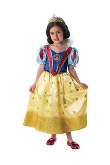 Rubies Snow White Glitter Costume Child - 295897