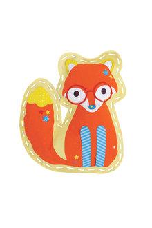 Splosh Colourful Kids DIY Fox Sewing Animal - 296428