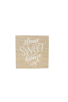 Splosh Blockwords Square Home - 296530