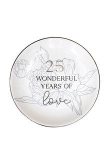 Splosh Anniversary 25 Trinket Plate - 296546