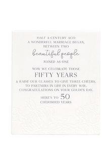 Splosh Anniversary 50 Verse - 296559