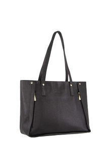 Pierre Cardin Leather Multi Pocket Tote - 296684