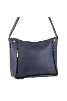 Pierre Cardin Leather Cross-Body Bag - 296685