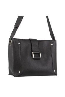 Pierre Cardin Leather Cross-Body Bag - 296689