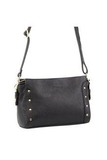 Pierre Cardin Leather Cross-Body Bag/Clutch - 296694