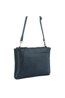 Pierre Cardin Leather Cross-Body Bag/Clutch - 296698