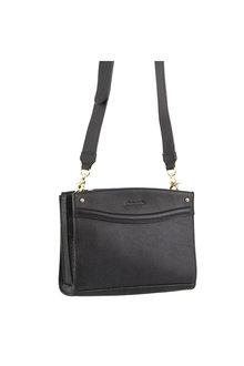 Pierre Cardin Leather Cross-Body Bag - 296701