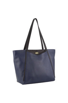 Pierre Cardin Leather Shoulder Handbag - 296702