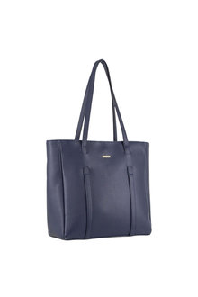 Pierre Cardin Leather Shoulder Handbag - 296704