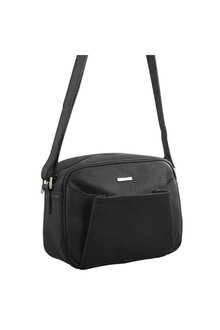 Pierre Cardin Leather Cross-Body Bag - 296712