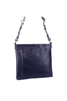 Pierre Cardin Leather Cross-Body Bag - 296716