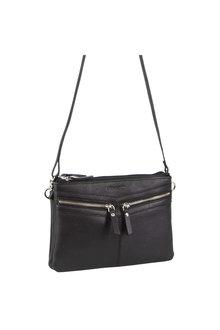 Pierre Cardin Leather Cross-Body Bag/Clutch - 296724