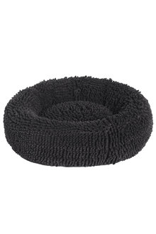 Charlie's Pet Calming Chenille Plush Round Pet Bed - 296926