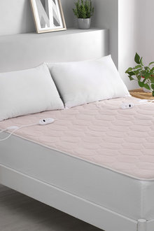 Dreamaker Copper Infused Quilted Top Electric Blanket - 296937