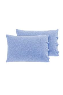 Dreamaker Cotton Jersey Standard Finish Pillowcase - 296948